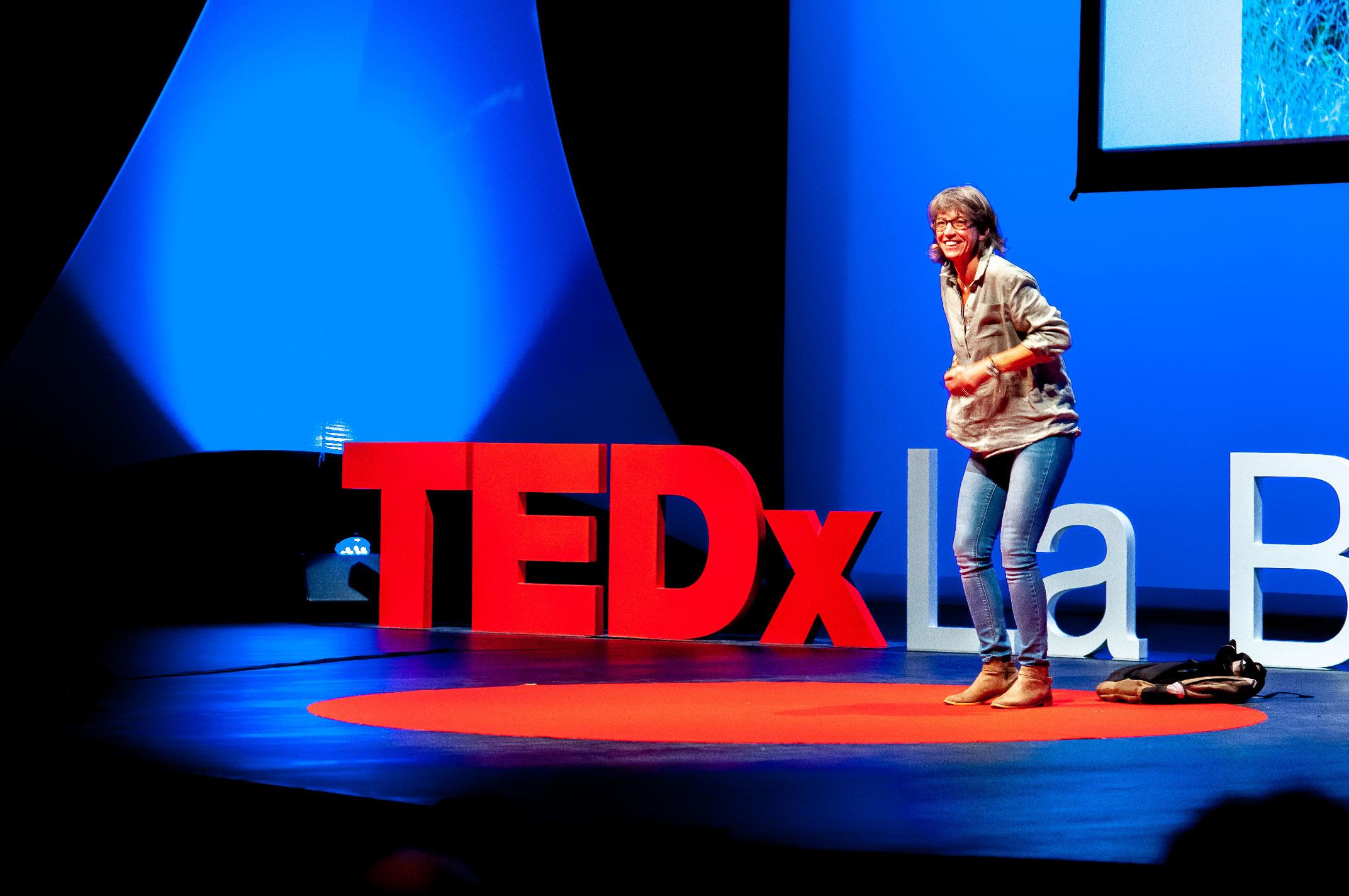 TedX conference avec Karine Massonnie