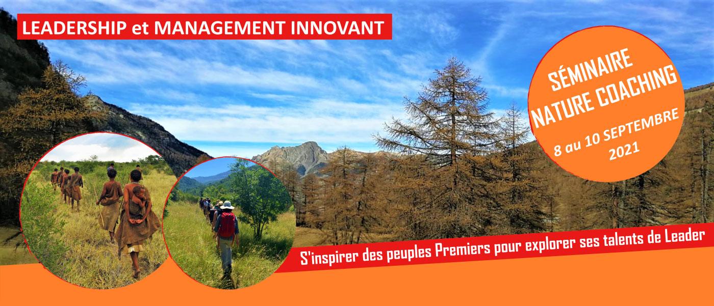 Séminaire leadership management innovant